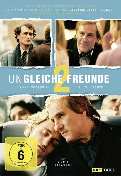 2 ungleiche Freunde (DVD)
