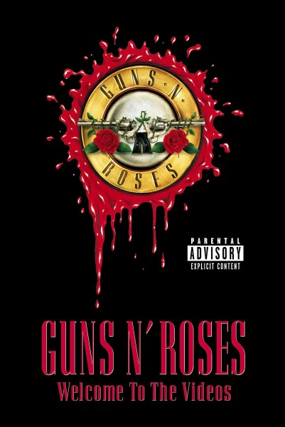 Guns N' Roses-Welcome To The Videos