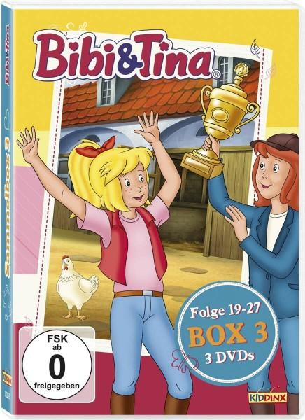 Bibi & Tina - Sammelbox. Sammelbox. 3 (DVD)