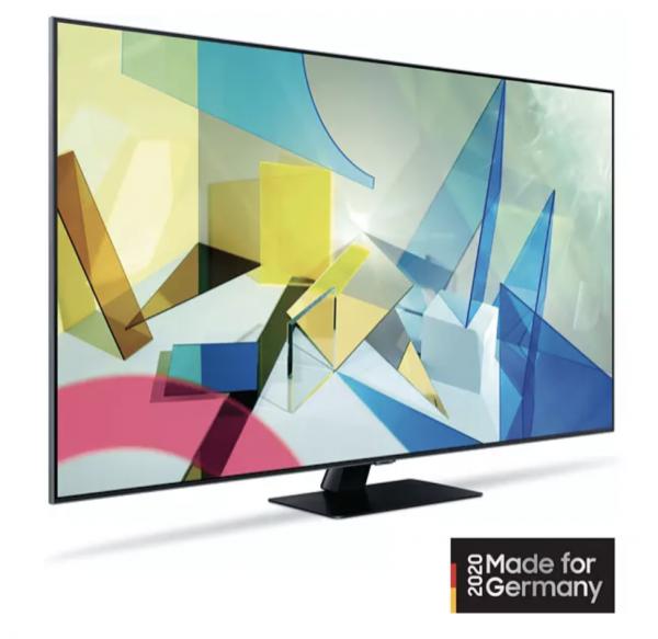 Samsung GQ65Q82T QLED Fernseher 65 Zoll / 163 cm, UHD 4K, Smart TV