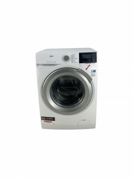 AEG Lavamat L6FBA68 Waschmaschine, 8 kg, 1600rpm, weiß