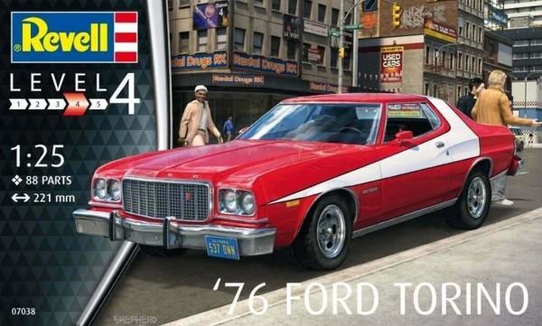 Revell '76 Ford Torino