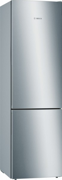 Bosch KGE 394 LCA Serie 6 Kühl-/ Gefrierkombination, A+++, 201cm hoch, silber