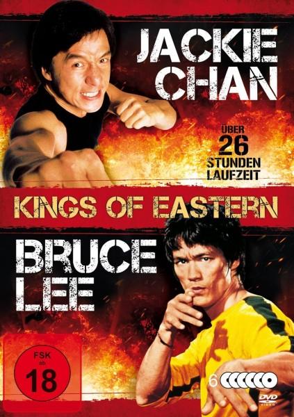 Kings of Eastern - Jackie Chan Bruce Lee [6 DVDs]