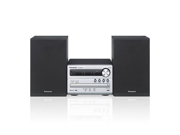 Panasonic SC-PM254EG Microanlage, DAB, FM-Tuner mit RDS, 20W