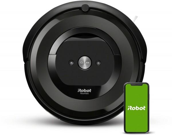 iRobot Roomba E5 E5158 Saugroboter Staubsauger, schwarz