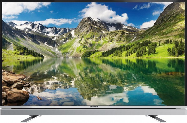 Grundig 43GFB6623 LED- Fernseher, 108 cm/43 Zoll, Full HD, Smart-TV, grau