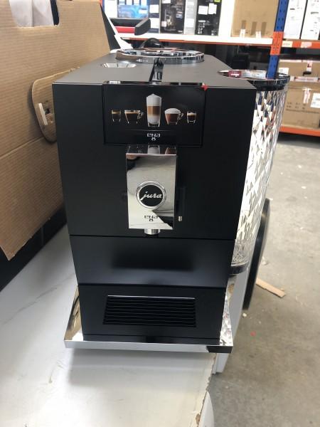 Jura ENA 8 Kaffeevollautomat Full Metropolitan Black (15339)