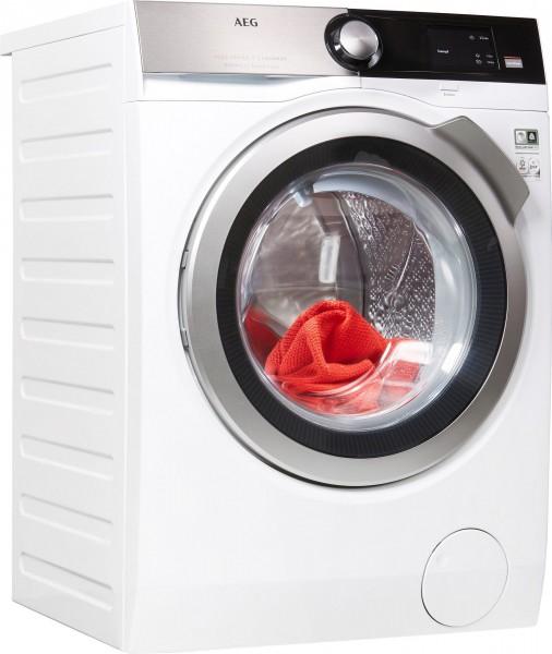 AEG L9FE96695 Waschmaschine, 9kg, 1600rpm, A+++, weiß, WiFi