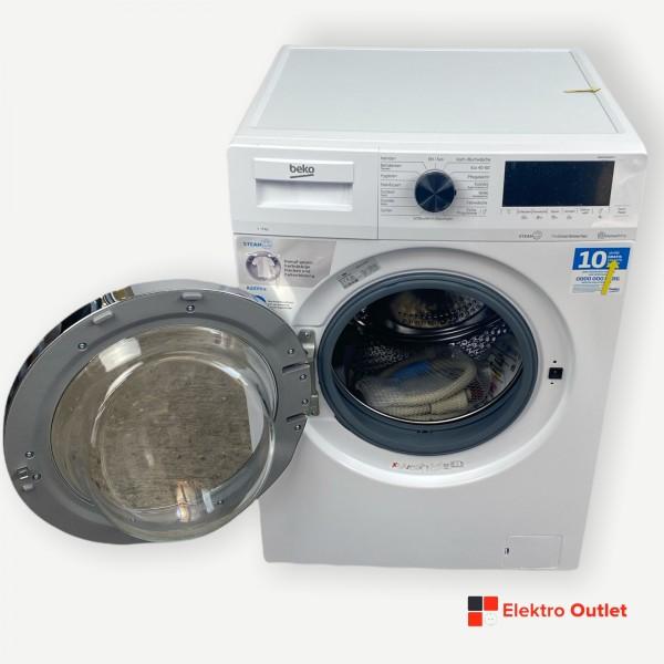 BEKO WMC91464ST1 Waschmaschine, 9 kg 1400 U/Min EEK A