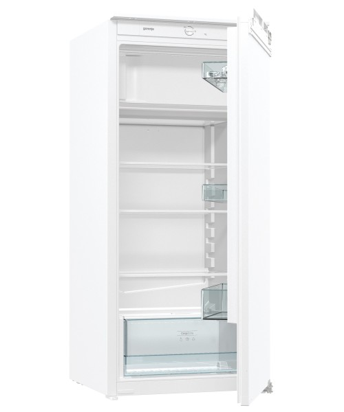 Gorenje RBI 2122 E1 Einbau- Kühlschrank, 122.5cm hoch, A++, Festtür-Technik