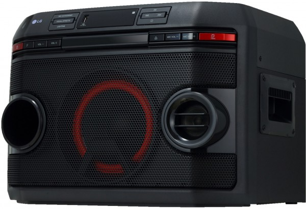 LG OL45 Mobiler Lautsprecher, 220W, Bluetooth, WLAN, CD Player, Multiroom