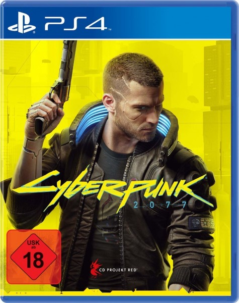CYBERPUNK 2077 - Day 1 Edition - [PlayStation 4]