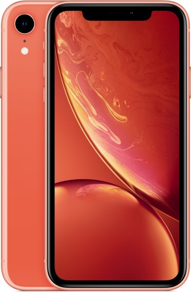 "Apple iPhone XR 6,1"" 128 GB Smartphone (15,5 cm/6,1 Zoll, 128 GB Speicherplatz"