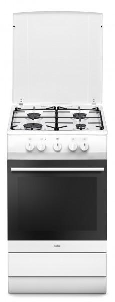 Amica SHGG 11598 W Gas-Standherd, 50cm breit, weiß