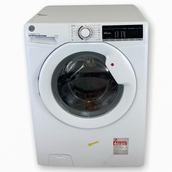 Hoover H3W 485TE-S H-WASH 300 LITE Waschmaschine, 8 kg, 1400 U/Min., weiß