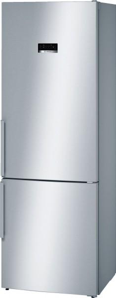 Bosch KGN49XI40 Kühl-/ Gefrierkombination, NoFrost, 70cm breit, silber