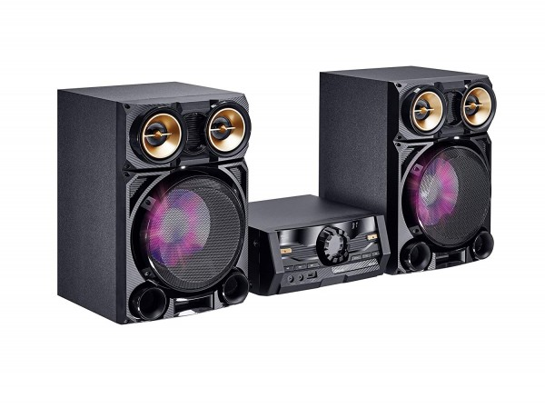 Mac Audio MPS 801 800 Watt High Power HiFi System, DAB+