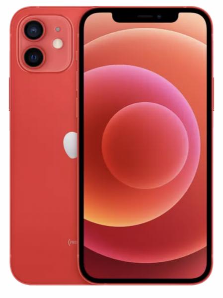 Apple iPhone 12 5G 256 GB Smartphone, (Produkt)Red, Dual SIM