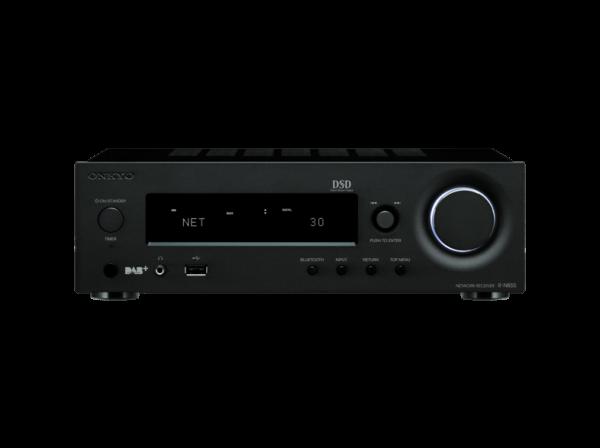 Onkyo »R-N855« 2 Stereo-Receiver (WLAN, Bluetooth, iPod-/iPhone-Steuerung)