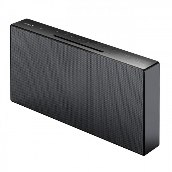 SONY CMT-X3CD Kompaktanlage, Bluetooth, NFC, 1x USB, schwarz