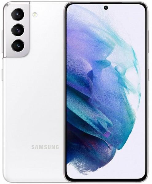 SAMSUNG Galaxy S21 5G 128 GB Phantom White Dual SIM