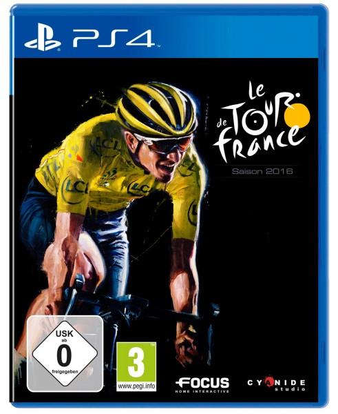 Le Tour de France 2016 PS4