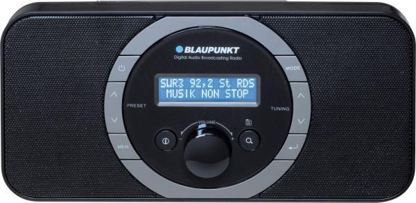 BLAUPUNKT RXD 120 BK Küchenradio, PLL Digital, DAB, DAB+, FM, Schwarz