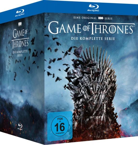 Game of Thrones - Die komplette Serie [30 BRs]