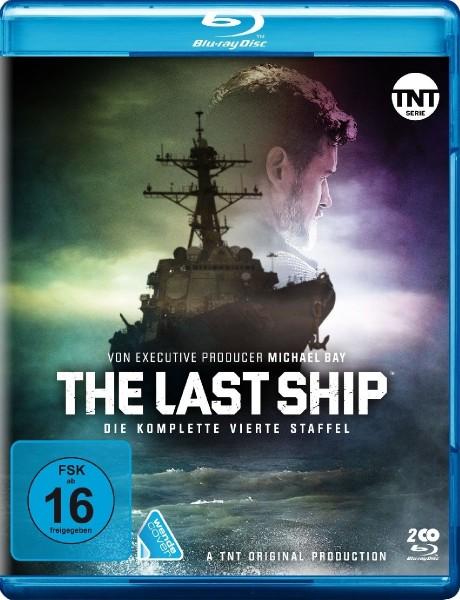 The Last Ship - Staffel 4 [Blu-ray]