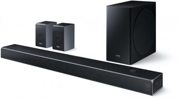 Samsung HW-Q90R/ZG, 7.1.4 Soundbar, WLAN, 510W, Slate Schwarz