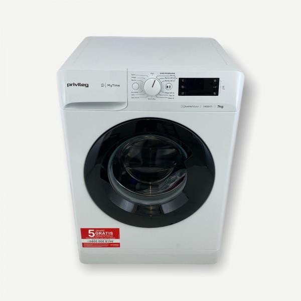 Privileg PWF MT 71483 Waschmaschine, 1400 U/Min, 7 Kg, D, weiß