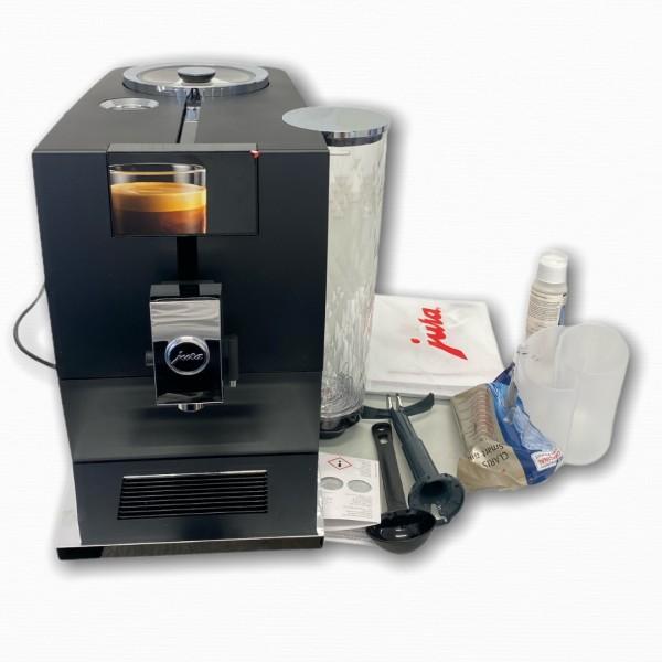 Jura ENA 8 Touch Kaffeevollautomat Full Metropolitan Black (15339)