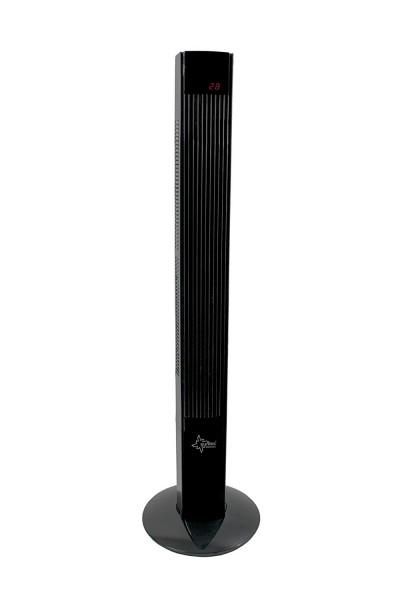 Suntec Turmventilator CoolBreeze 12000 TV, 117 cm, schwarz