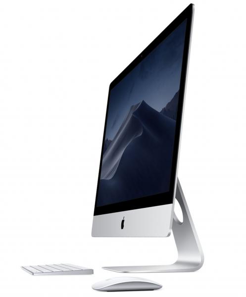 Apple iMac MRT32D/A All-In-One PC, 21,5 Zoll Display, Core i3 Prozessor, 8 GB RAM, 1 TB HDD, Radeon™ Pro 555X, Silber