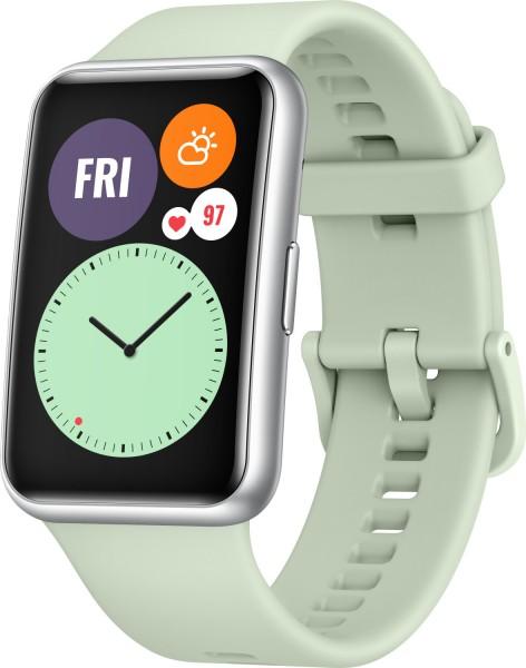 Huawei Watch Fit Smartwatch, mint green