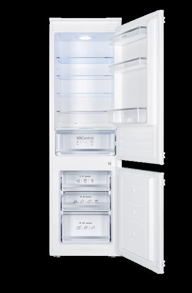 Mican 30830 Einbau-Kühl-/Gefrierkombination, 178cm, Schlepptür