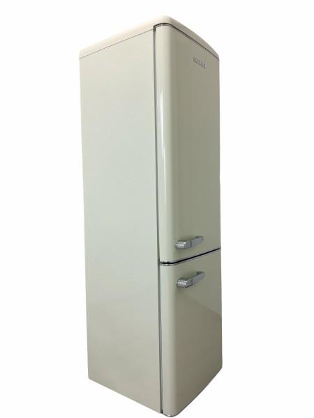 Severin RKG 8923 Kühlgefrierkombination, 183 cm hoch, Creme