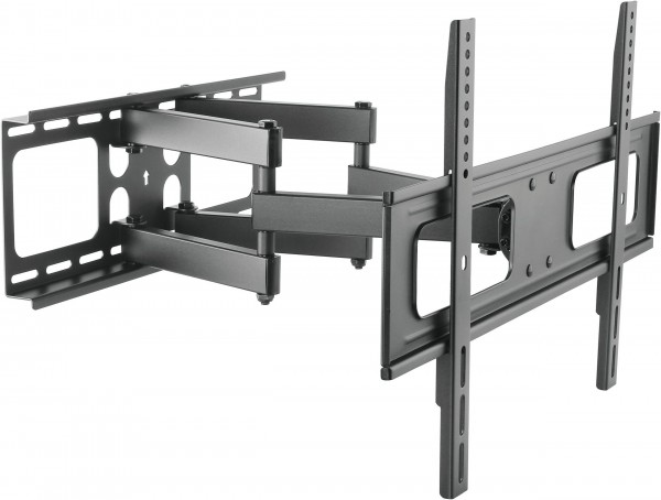 Schwaiger TV Wandhalterung neigbar, schwenkbar und drehbar, 37-86Zoll