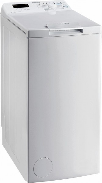 Privileg PWT D61253P Toplader Waschmaschine, 6 kg, 1200rpm, A+++, weiß