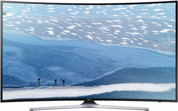 """Samsung UE65KU6179 163 cm (65"""") 4K Curved Fernseher, Smart TV, schwarz"""
