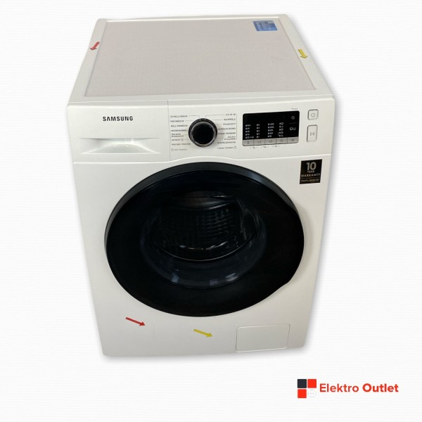 Samsung WD91TA049BE Waschtrockner, 9kg Waschen, 6kg Trocknen, 1400 rpm