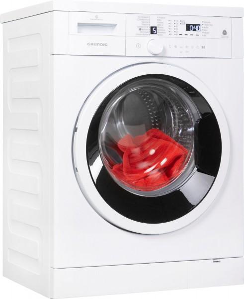 Grundig GWN 36432 Waschmaschine, 6 kg, 1400 U/Min, A+++, Inverter Motor, weiß