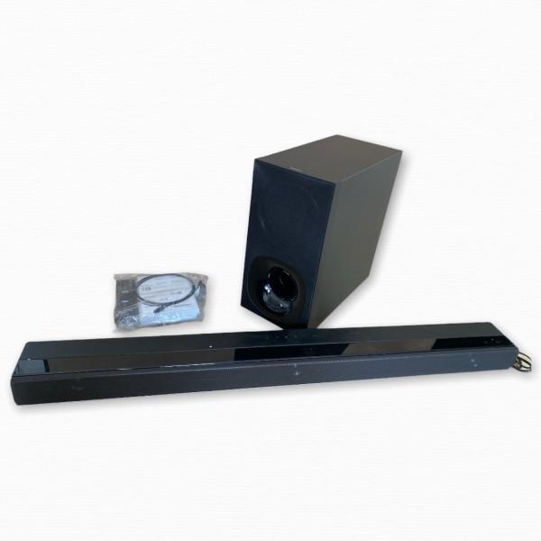 Sony HT-ZF9 3.1 Dolby Atmos Soundbar, LAN , WLAN (WiFi), 400 W, schwarz