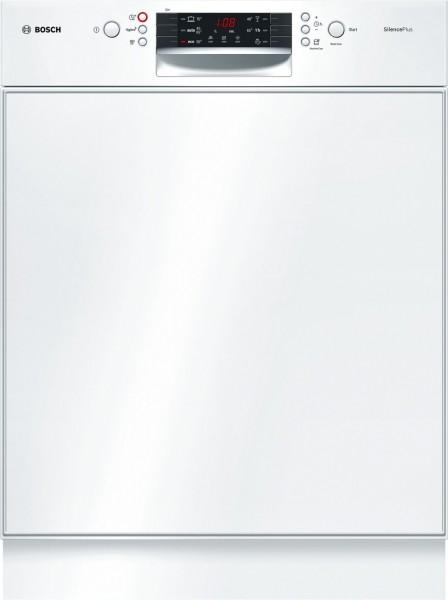 Bosch Serie 4 SMD46GW01E Unterbau- Geschirrspüler, 60 cm, Weiß, A++