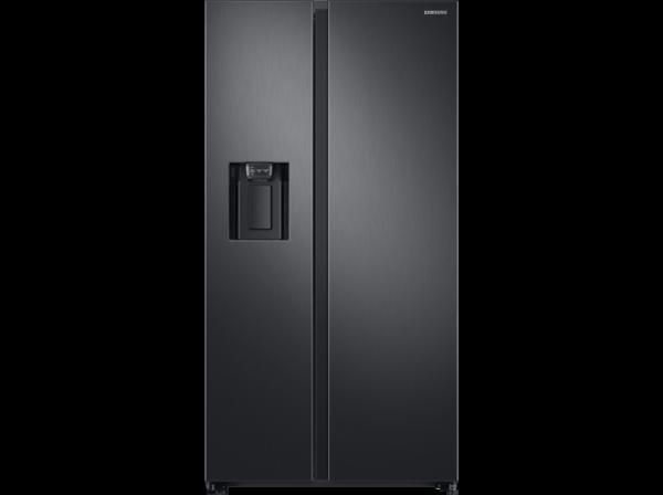 SAMSUNG RS6GN8221B1/EG Side-by-Side (389 kWh/Jahr, A++, 1780 mm hoch, schwarz
