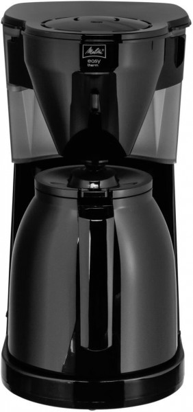 Melitta Easy Therm mit Kaffeeautomat schwarz