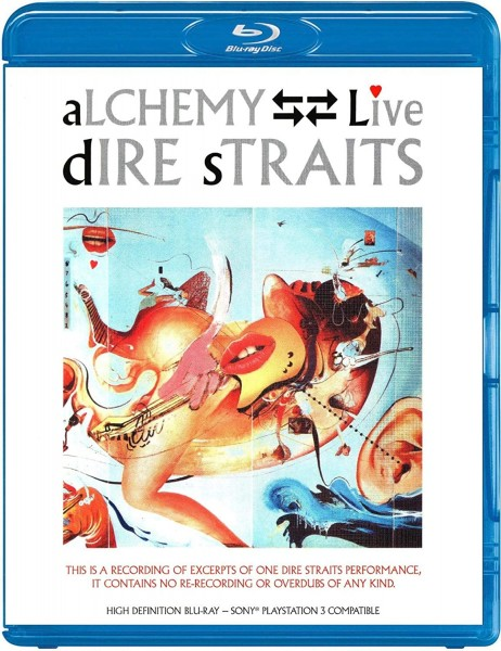 Dire Straits - Alchemy Live/20th Anniversary Edition