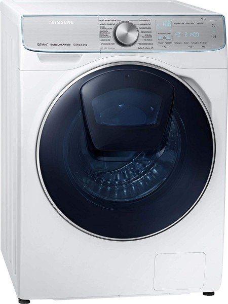 Samsung WD10N84INOA Waschtrockner (10 kg/6 kg, 1400 U/Min., A)