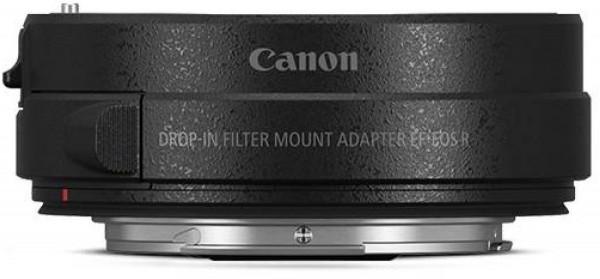 Canon Bajonettadapter EF-EOS R mit Einsteckfilter (C-PL)